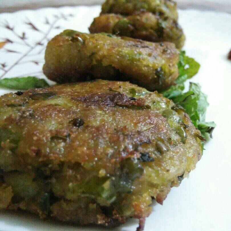 Photo of Hara matar kabab by Madhu Makhija at BetterButter