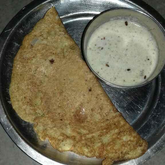Photo of Moong dal chilla by Madhu Mala at BetterButter