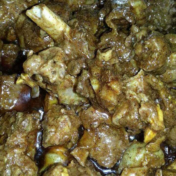 Photo of Mutton sukha by Madhu Mala at BetterButter