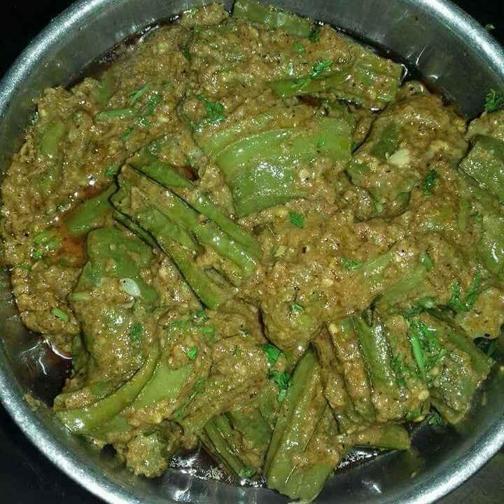 How to make भरवां तुरई