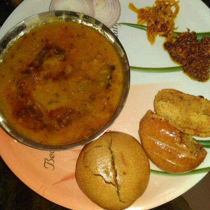 Photo of Daal baati by Madhu Mala at BetterButter