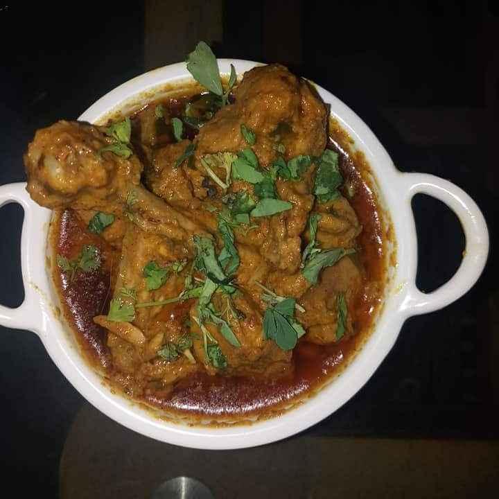 How to make मुगलई स्टाइल चिकन चंगेजी