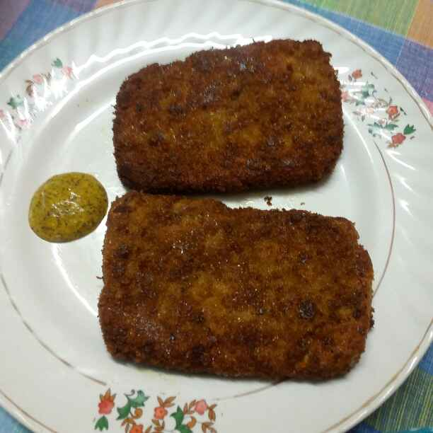 Photo of Chicken Keema cutlet by Madhumita Dey at BetterButter