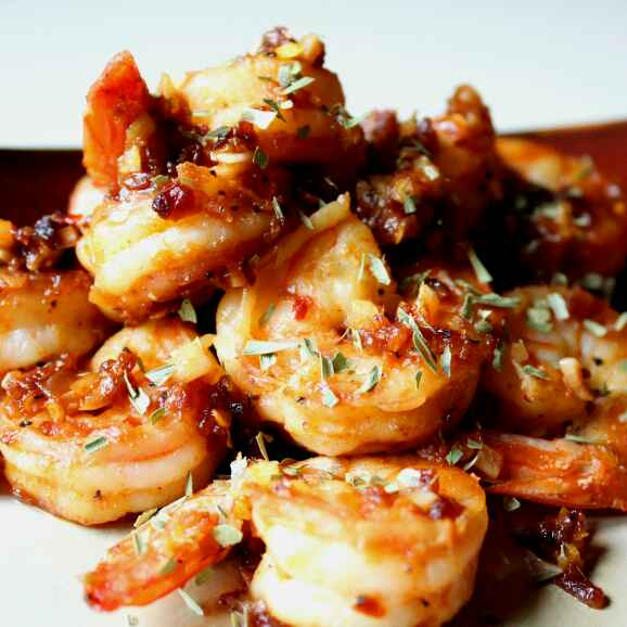 Photo of Spicy prawns by Madhumita Dey at BetterButter