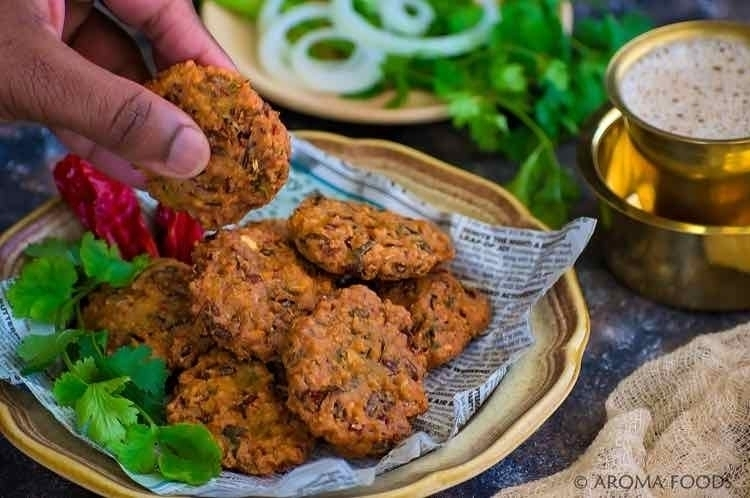 Photo of Banana flower fritters by Madhumita Sathishkumar at BetterButter