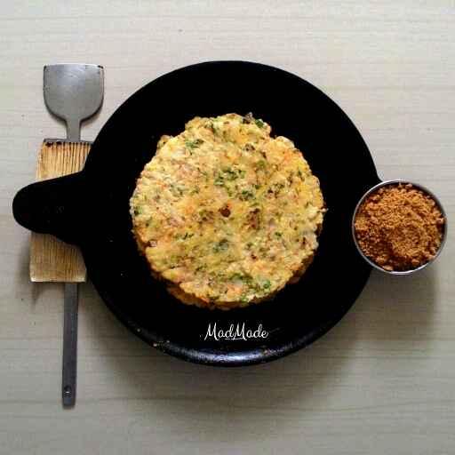 How to make Akki Rotti