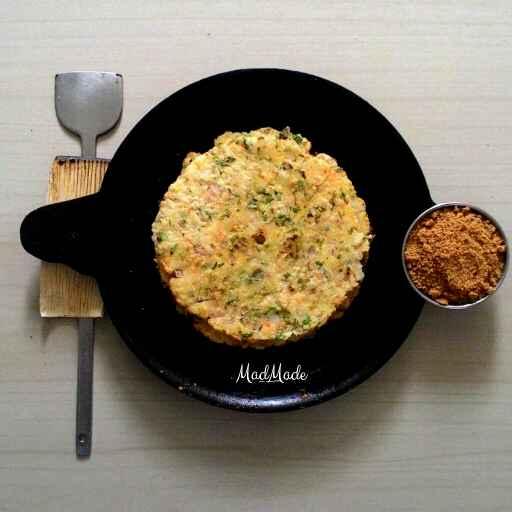 Photo of Akki rotti by Madhura Pradeep at BetterButter