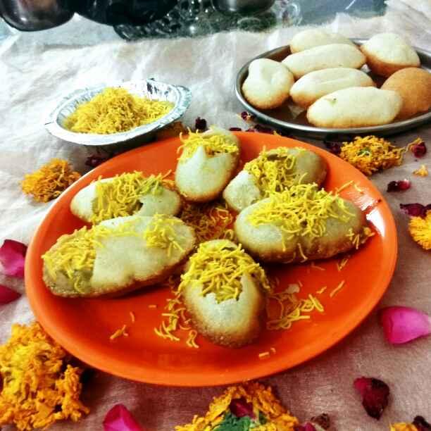 Photo of Dahi puri by Madhuri Jain (Home chef) at BetterButter