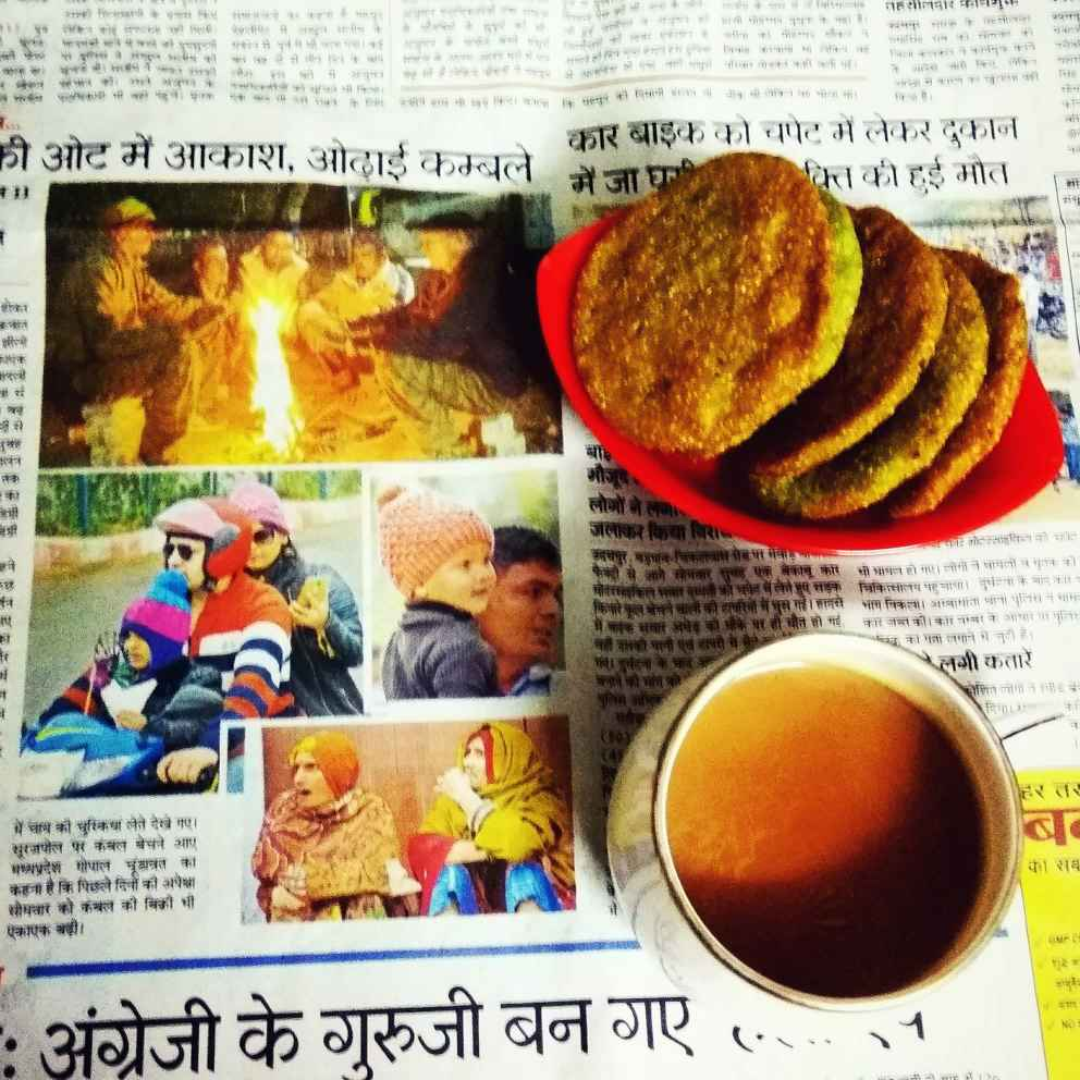 Photo of Palak mathri by Madhuri Jain (Home chef) at BetterButter