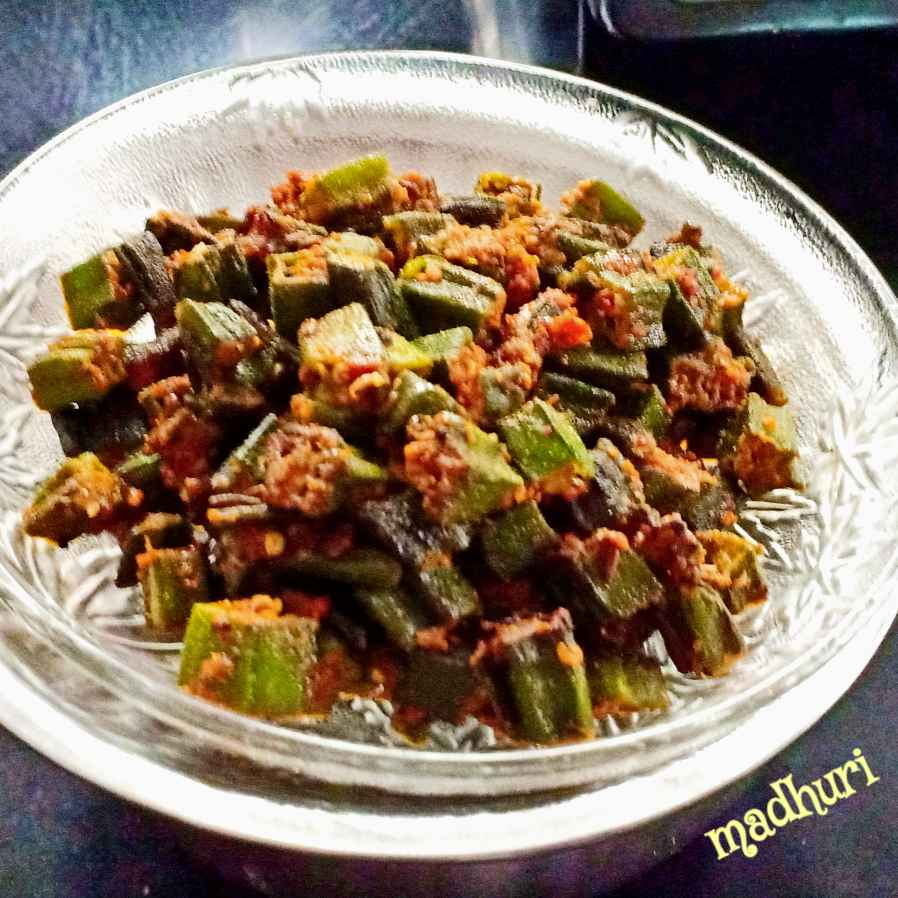 How to make Bhindi masaledar
