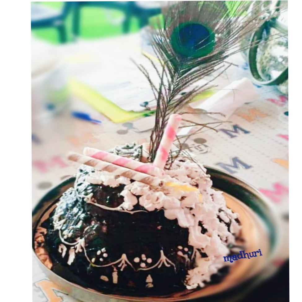 How to make Dudh se bana makhan matki kek( bati tandur men bana