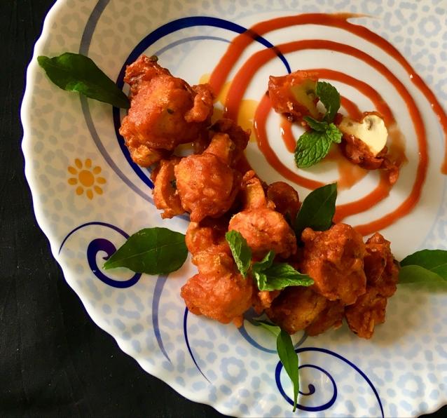 Photo of Mushroom Bezule by Madhuri Samudrapu at BetterButter