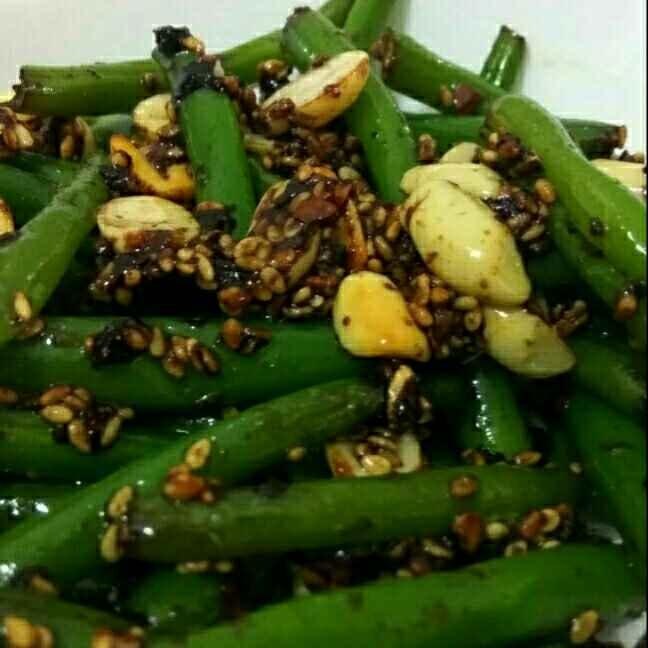 How to make Bean - Sesame Salad