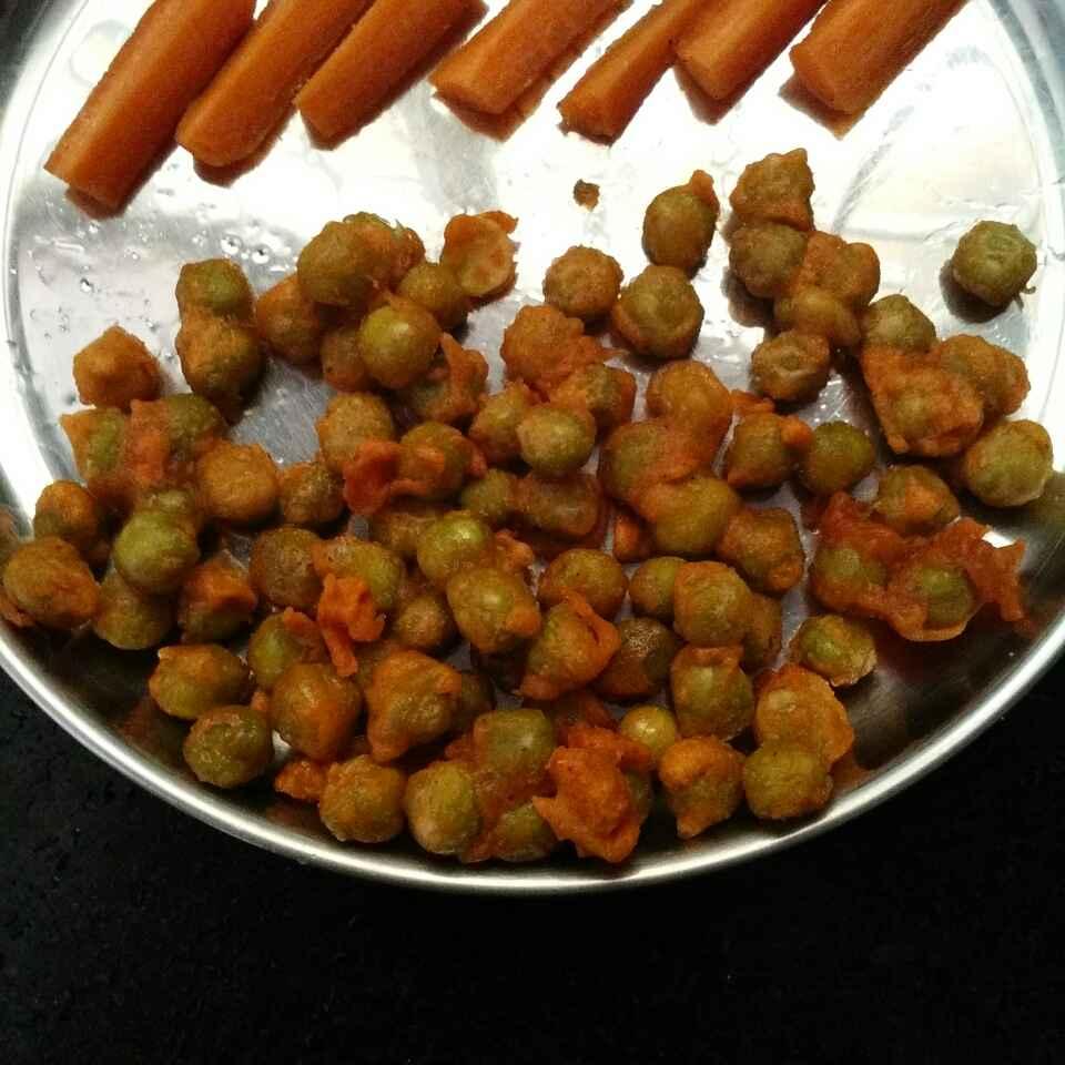 Photo of Masala peas by Maharasi Devendiran at BetterButter