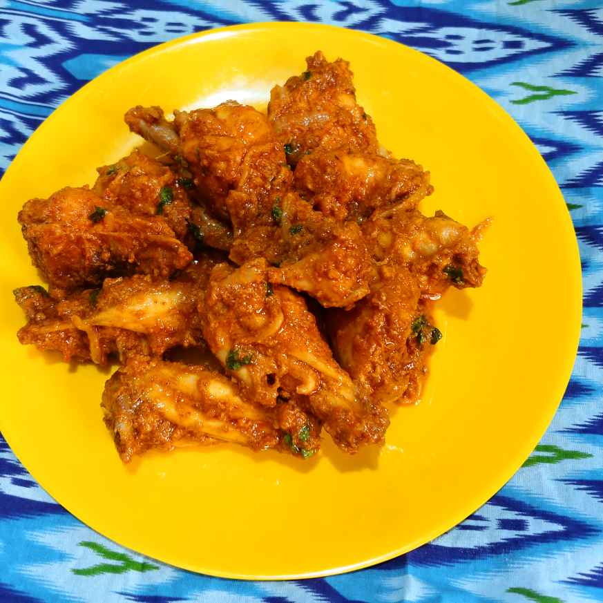 Photo of chicken fry by Mahek Naaz at BetterButter