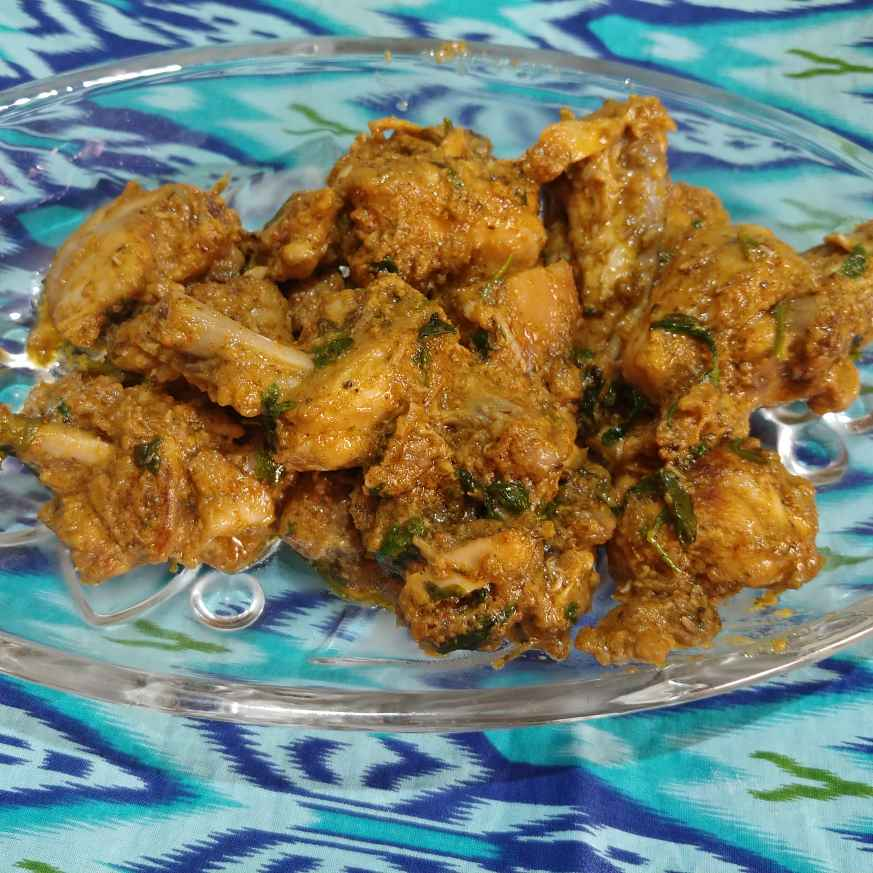 Photo of curry leaf pepar chicken by Mahek Naaz at BetterButter