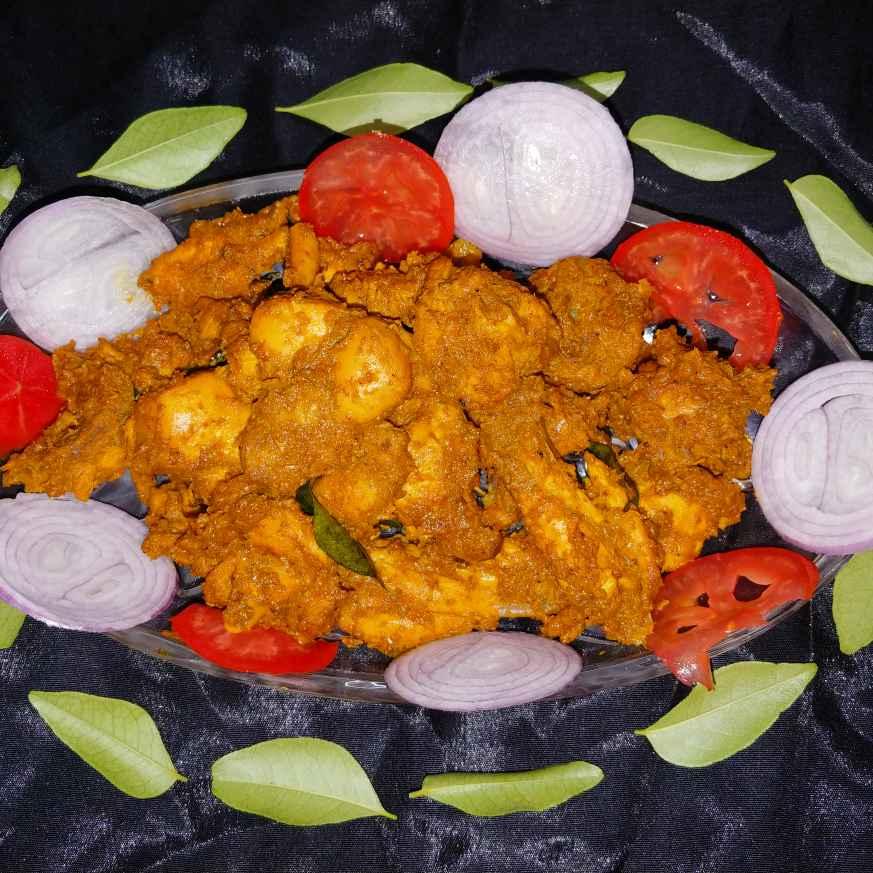 Photo of chicken Roast by Mahek Naaz at BetterButter