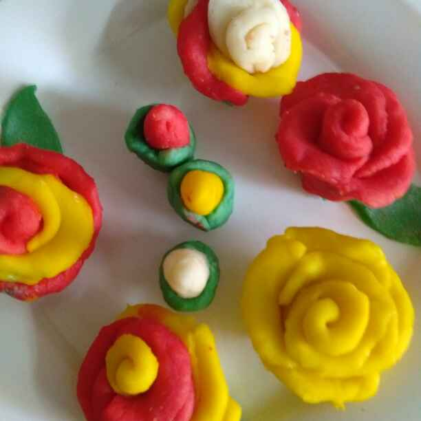 How to make Sweet Rose