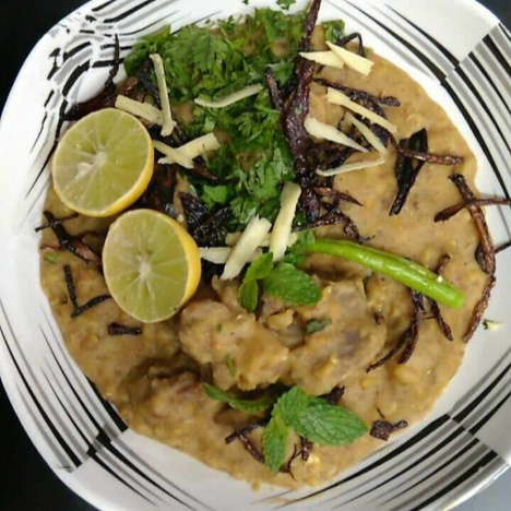 How to make Mutton Haleem