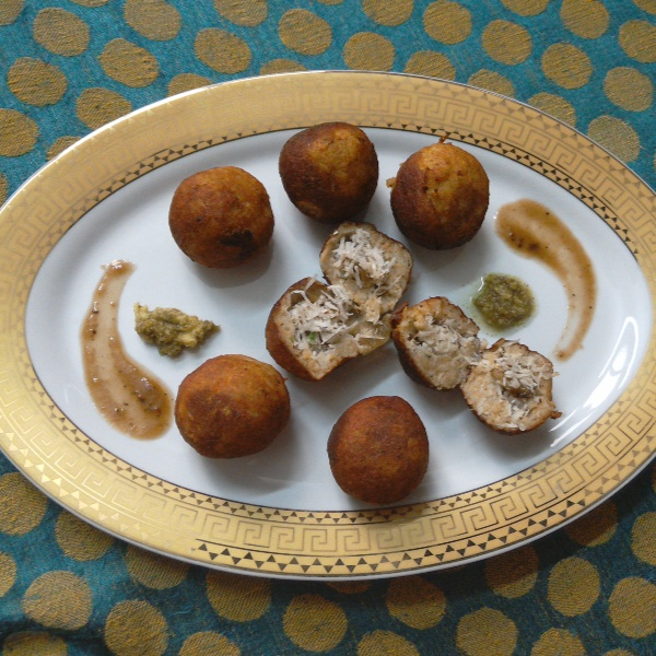 How to make Coconut Cheese Patties