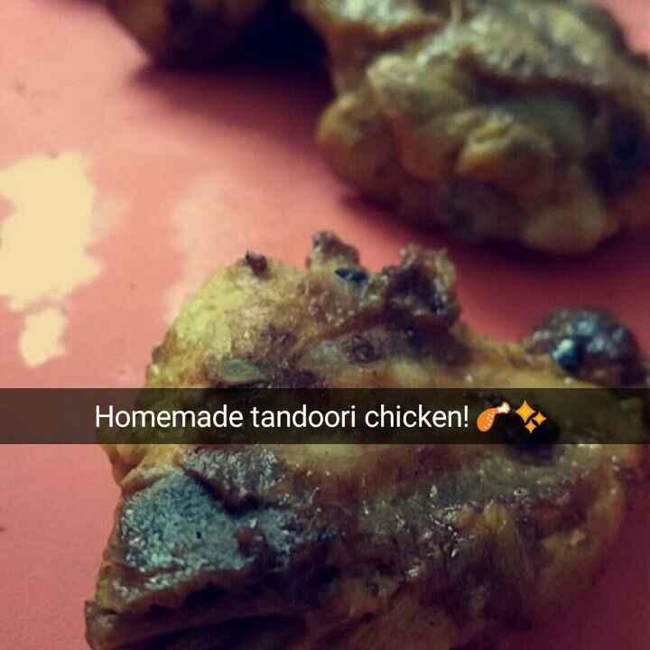 Photo of Tandoori Chicken by Mahua Bhattacharya at BetterButter