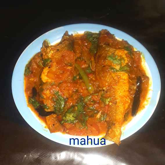 How to make Bhola macher jhal farezi