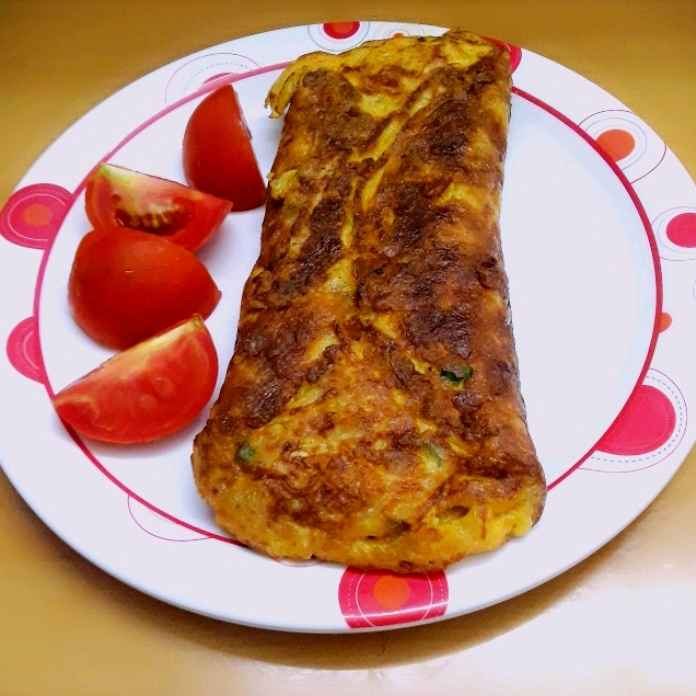 Photo of Alur omelette by Mahua Nath at BetterButter