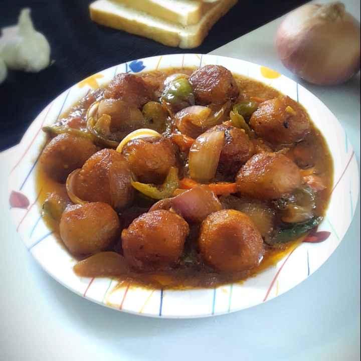 Photo of Chinesse bread kofta by Mahua Nath at BetterButter