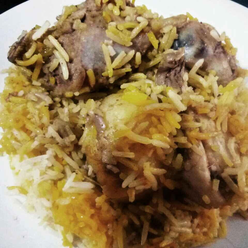 Photo of Chicken biriyani by Maitreyee Dutta at BetterButter