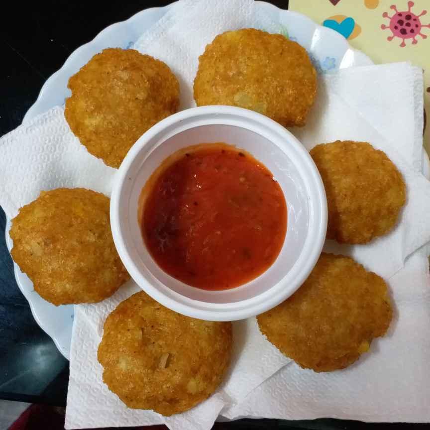 Photo of Chotpote alu kabab by Mala Basu at BetterButter