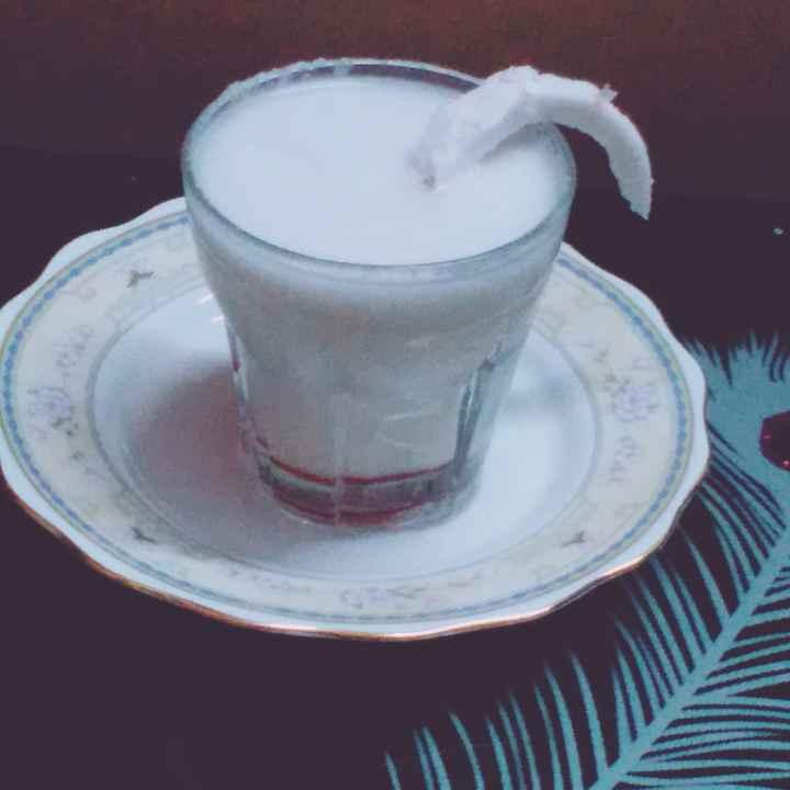 How to make Coconut shake