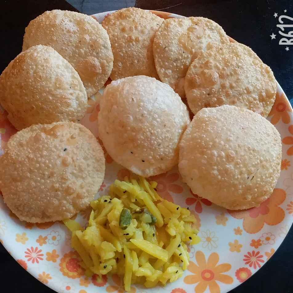 How to make হিং কচুরি