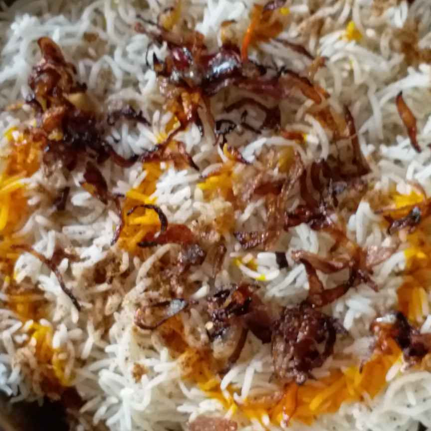 How to make Chiken biriyani