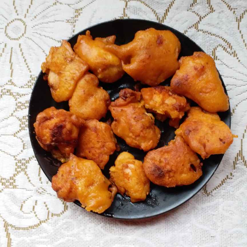 How to make Chiken pakoda