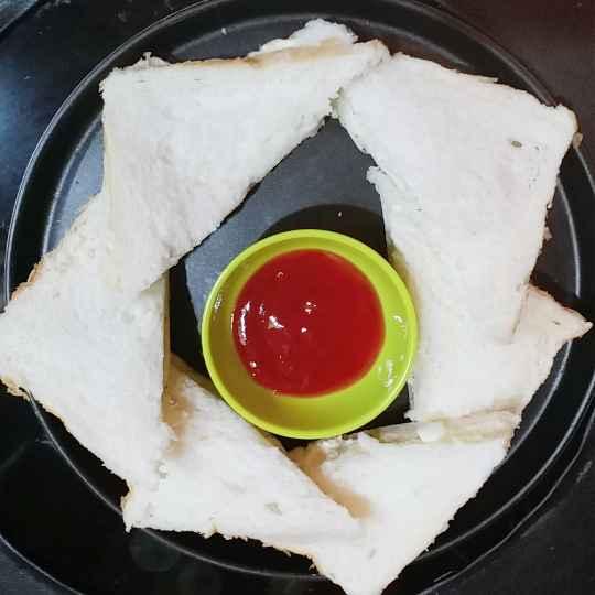 Photo of Egg chiken sandwich by Mala Basu at BetterButter