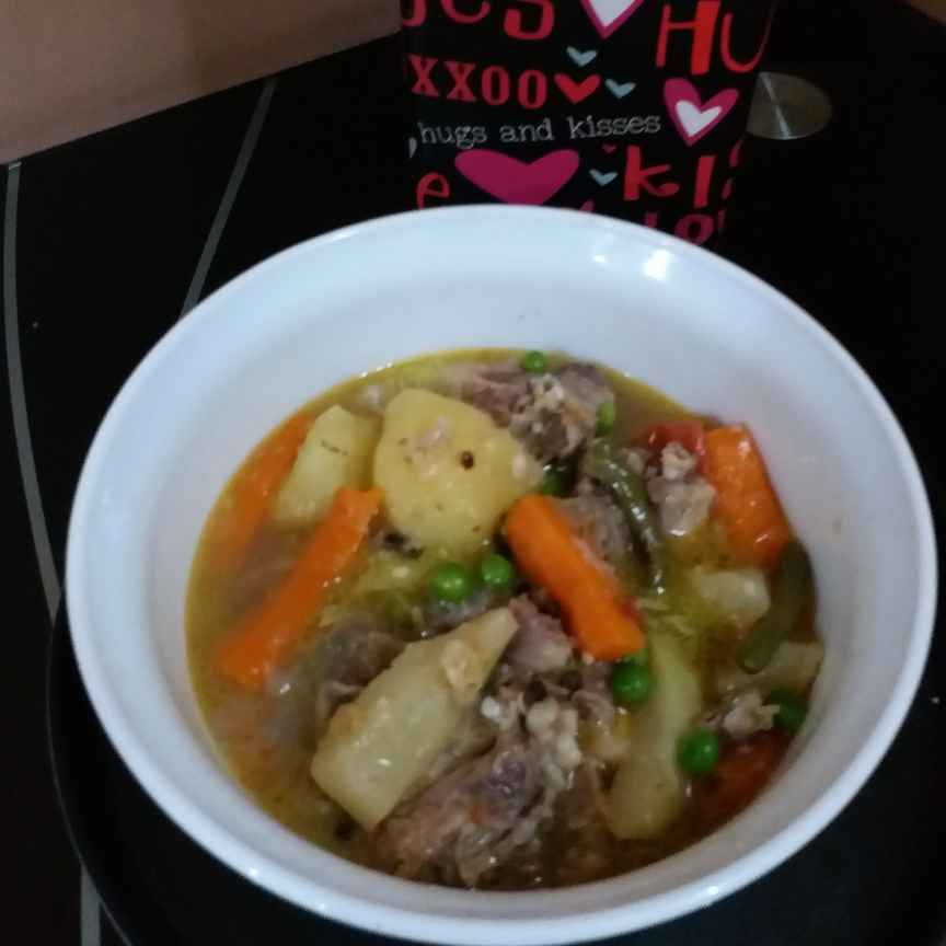 Photo of Mutton stew by Mala Basu at BetterButter