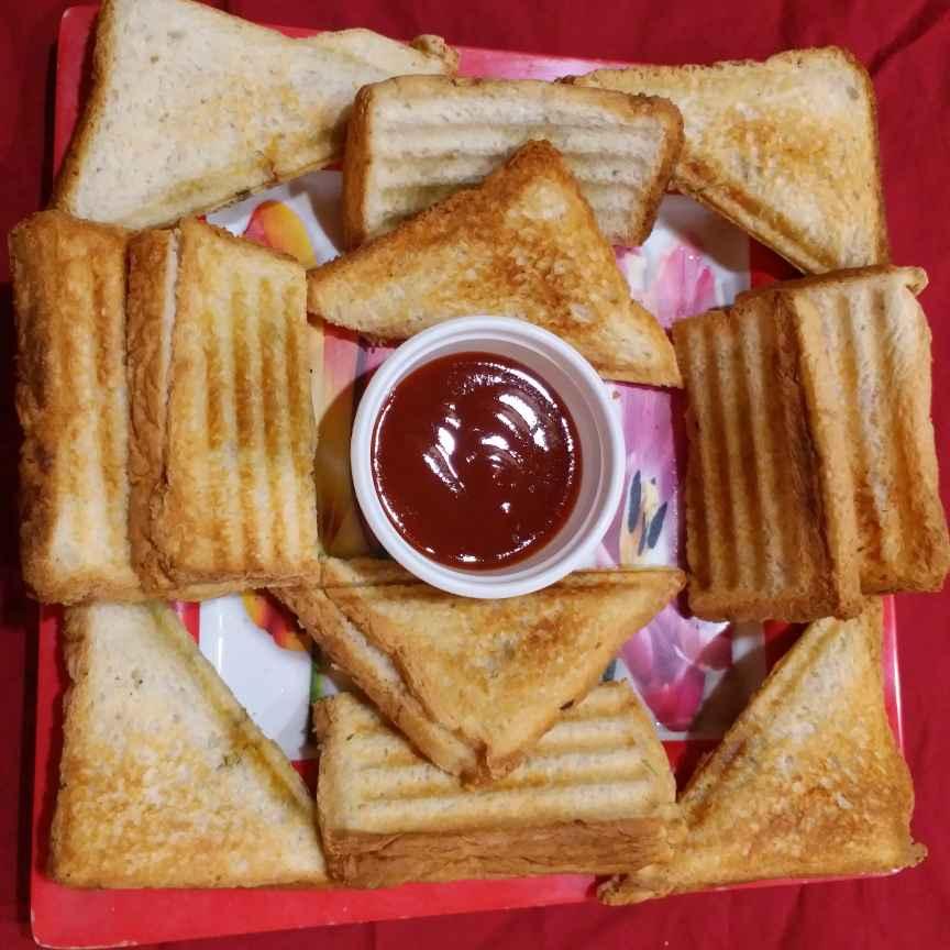 Photo of Chiken  sandwich by Mala Basu at BetterButter