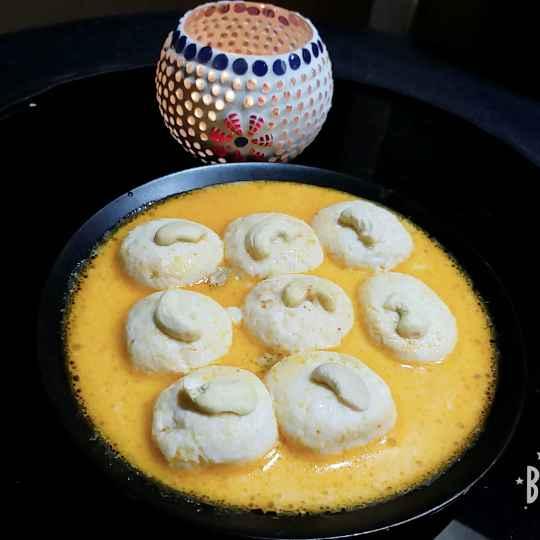 Photo of Rasogollar malai curry by Mala Basu at BetterButter