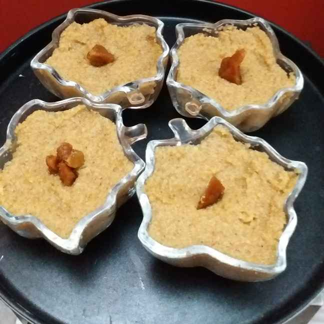 How to make হালুয়া
