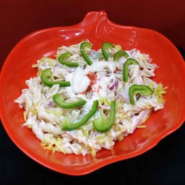 Photo of Pasta salad by Mala Basu at BetterButter