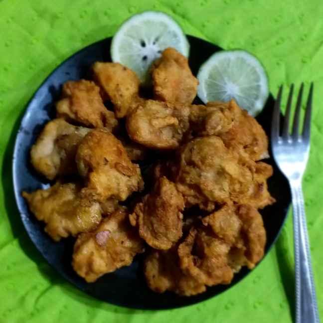 Photo of Gandhoraj chiken fry by Mala Basu at BetterButter