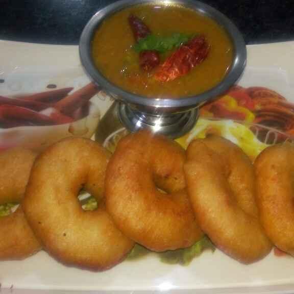 Photo of Sambar vada by mala navet at BetterButter