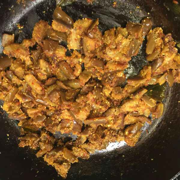 Photo of Brinjal Fry by Mala Renganathan at BetterButter