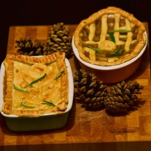 Photo of The Ultimate Comfort food- Chicken Pot Pie! by Mallika Chaudhary at BetterButter