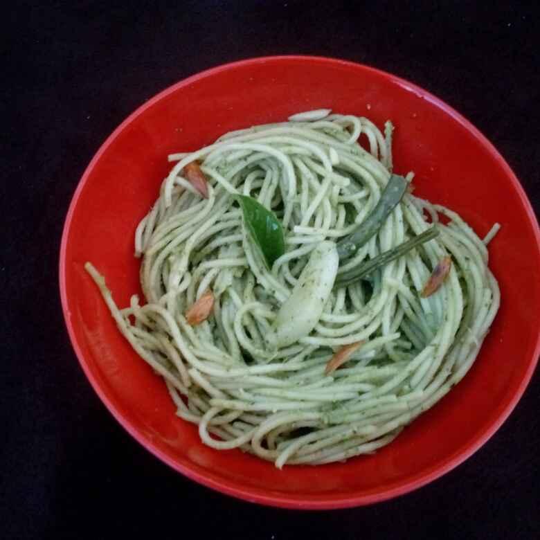 How to make Pasta Al Pesto