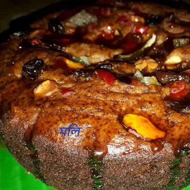 Photo of Nolen Gurer Cake by Mallika Sarkar at BetterButter