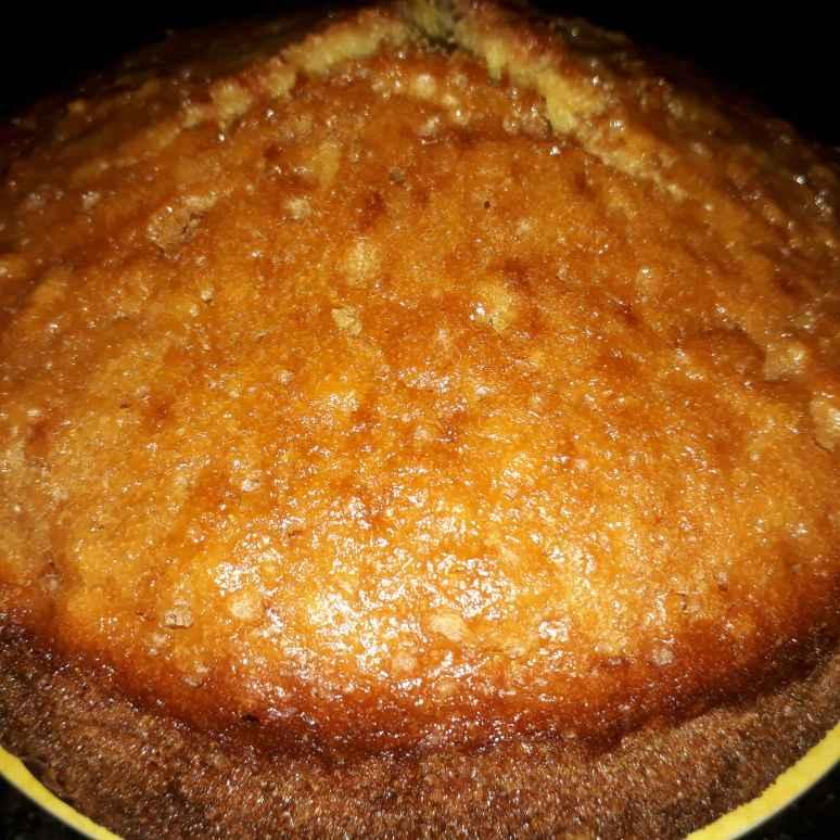 Photo of Orange Cake by Mallika Sarkar at BetterButter
