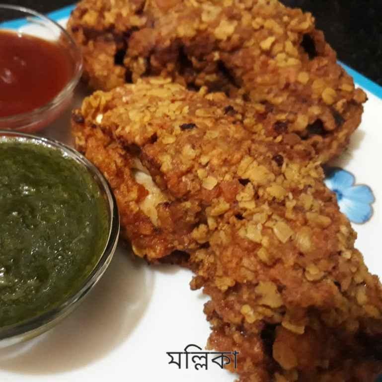 How to make Chicken dramstick(K.F.C style chicken)