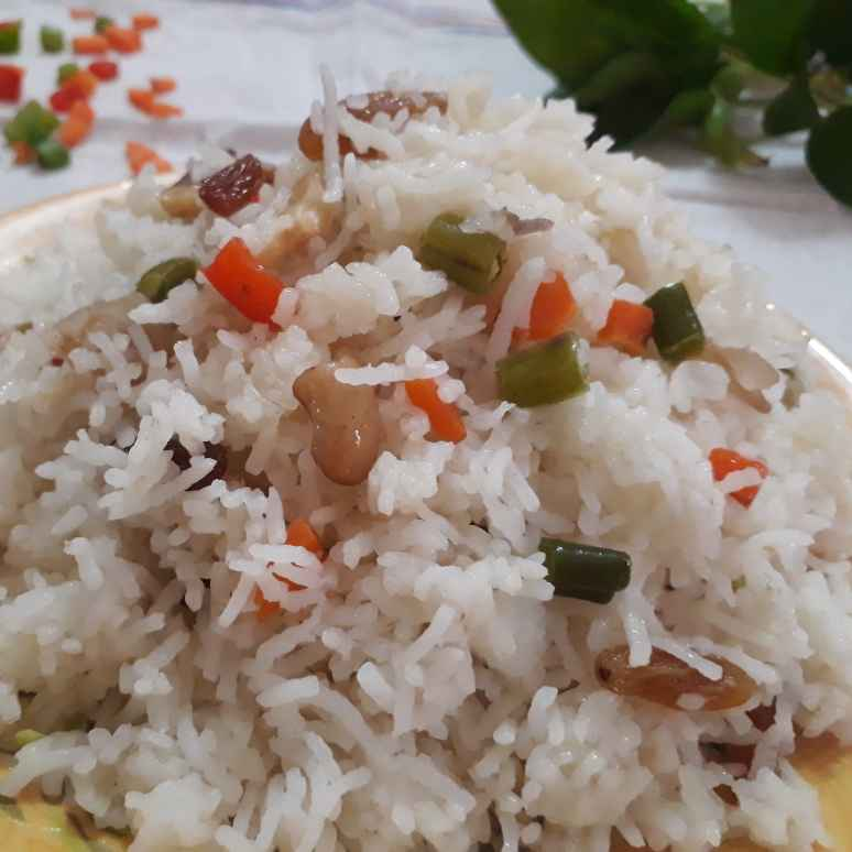How to make Vej fried rice