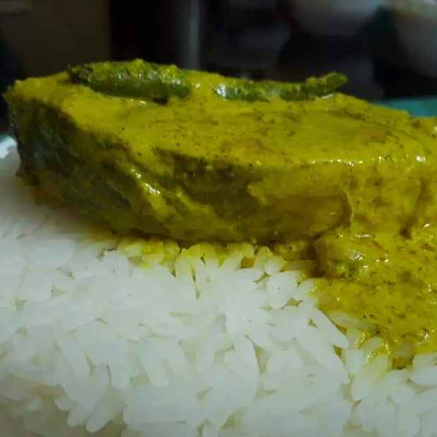 Photo of Bhapa Ilish by Mallika Sarkar at BetterButter
